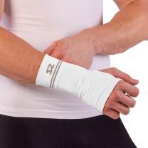 Zensah Compression Wrist Support - Wrist Sleeve for Wrist Pain, Carpal Tunnel - Wrist Support - Wrist Brace