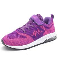 JARLIF Kids Sneakers Ultra Breathable Tennis Air Trail Athletic Running Shoes for Girls Boys