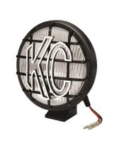 "KC HiLiTES 1152 Apollo Pro 6"" 100w Single Fog Light with Integrated Stone Guard"