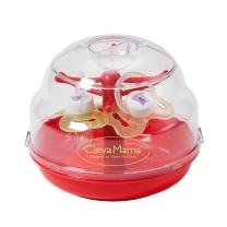 Clevamama Microwave Soother Pacifier Steriliser (BPA-free)