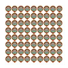Fresh Roasted Coffee LLC, Organic Honduran Marcala Coffee Pods, Medium Roast, Single Origin, Fair Trade, USDA Organic, Capsules Compatible with 1.0 & 2.0 Single-Serve Brewers, 72 Count