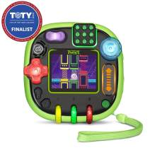 LeapFrog RockIt Twist Handheld Learning Game System, Green, Great Gift For Kids, Toddlers, Toy for Boys and Girls, Ages 4, 5, 6, 7, 8