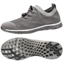 ALEADER Men's Slip-on Shoes | Water, Comfort Walking, Beach or Travel Shoe