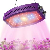 Omicoo LED Grow Light 1100W COB Full Spectrum Led Grow Plant Light for Indoor Plants Veg and Flower Grow Light Indoor for Plant