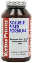 Yerba Prima Soluble Fiber Formula Powder, 12-Ounce
