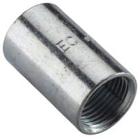 Halex, 2 in. Rigid Conduit Coupling , 64020, 1 per pack