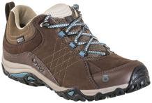 Oboz Sapphire Low B-Dry Shoes - Women's Chesnut/Hydro 6
