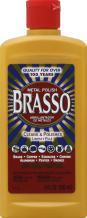 Brasso Multi-Purpose Metal Polish, 8 Ounce (Pack of 2)