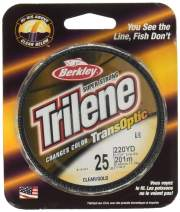 Berkley Trilene TransOptic Monofilament Fishing Line