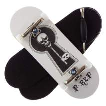 P-REP Skeleton Key - Solid Performance Complete Wooden Fingerboard (Chromite, 32mm x 97mm)