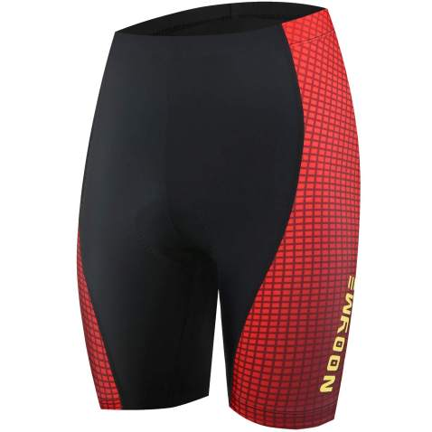 Cycling Women Shorts for Riding Biking with 3D Gel Padded Under Base Layer