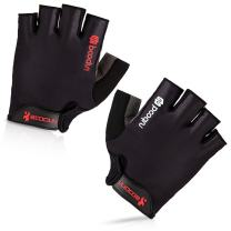 BOODUN Cycling Gloves with Shock-absorbing Foam Pad Breathable Half Finger Bicycle Riding Gloves Bike Gloves B-001