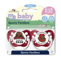 Michaelson Entertainment Pacifier, Cornell, 2 Count