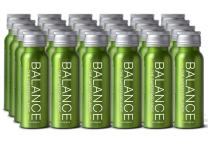Green Superfood Shot, Organic Fruits, Root Vegetables, Kale & More, 2oz Daily Green Drink to Take on The Go, Smoothie Juice Cleanse, Vegan, Gluten-Free (24 Pack)