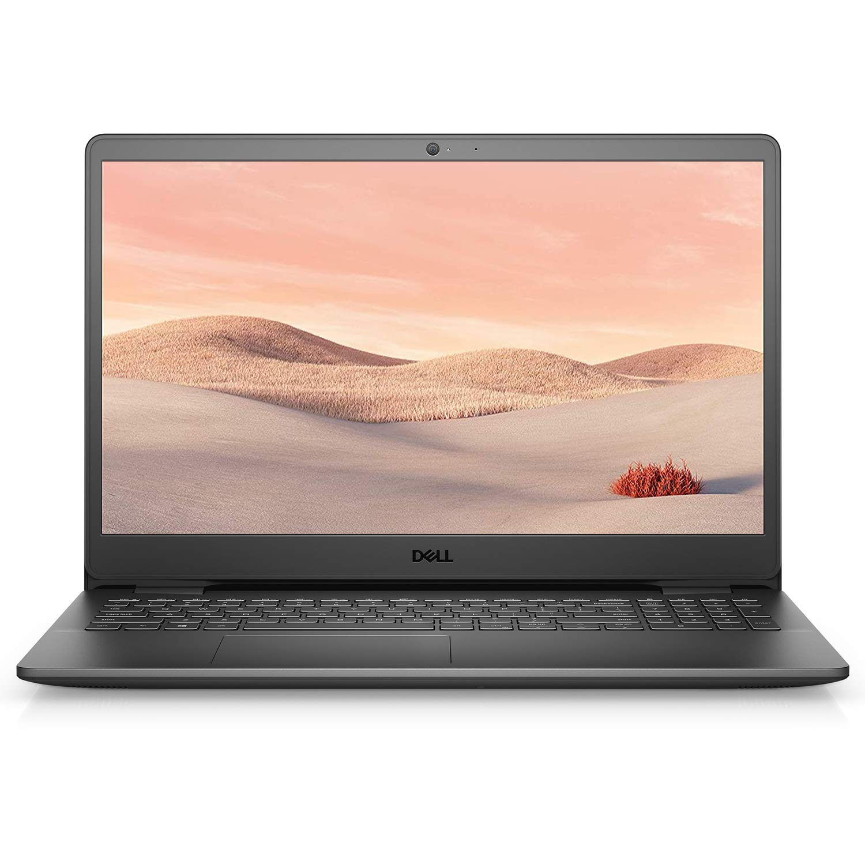 "Dell Inspiron 15 3000 Laptop (2021 Latest Model), 15.6"" HD Display, Intel N4020 Dual-Core Processor, 8GB RAM, 256GB SSD, Webcam, HDMI, Bluetooth, Wi-Fi, Black, Windows 10"