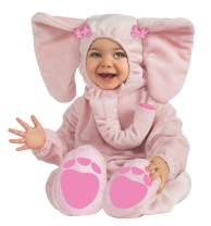 Rubie's Costume Cuddly Jungle Ella-Fun Pink Elephant Romper Costume