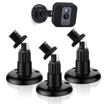 Blink XT Mount, ABS Wall Mount for Blink XT/XT2 Home Security System, Adjustable Indoor/Outdoor Security Metal Wall Mount(3pack)
