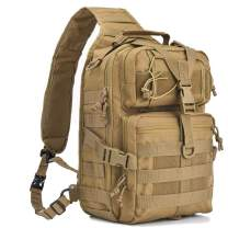 Tactical Sling Bag Pack Military Shoulder Backpack Everyday Carry Bag,20L