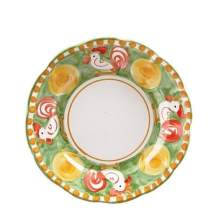 Vietri Gallina Salad Plate - Campagna Collection