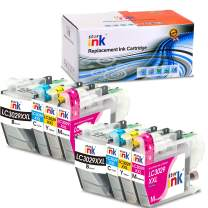 Starink Compatible Ink Cartridge Replacement for Brother LC3029 3029 XXL 2 Sets Work with MFC-J5830DW MFC-J5930DW MFC-J6535DW MFC-J6935DW Printer, Black Cyan Magenta Yellow