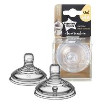 Tommee Tippee Closer to Nature Baby Bottle Feeding Nipple Replacement