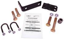 Safe-T-Plus RV Steering Stabilizer Mounting Kit (Model: F-143K2.5)