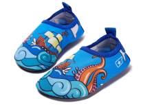 BMCiTYBM Baby Boys Girls Water Shoes Barefoot Swim Aqua Socks for Beach Swim Pool