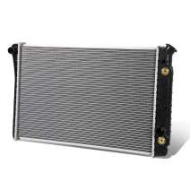 Replacement for 82-92 Chevy Camaro/P30/GMC P3500 AT Lightweight OE Style Full Aluminum Core Radiator DPI 951