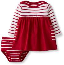 Hanna Andersson Baby/Toddler Bright Basics Dress in Organic Cotton
