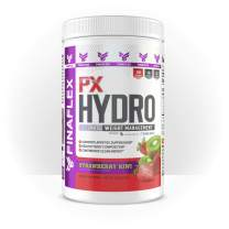 PX Hydro, Fat Burner Powder, Ultimate Weight Loss Formula, Support Appetite Suppression, Healthy Body Composition, Continuous Clean Energy and Metabolic Focus Support (Strawberry Kiwi)