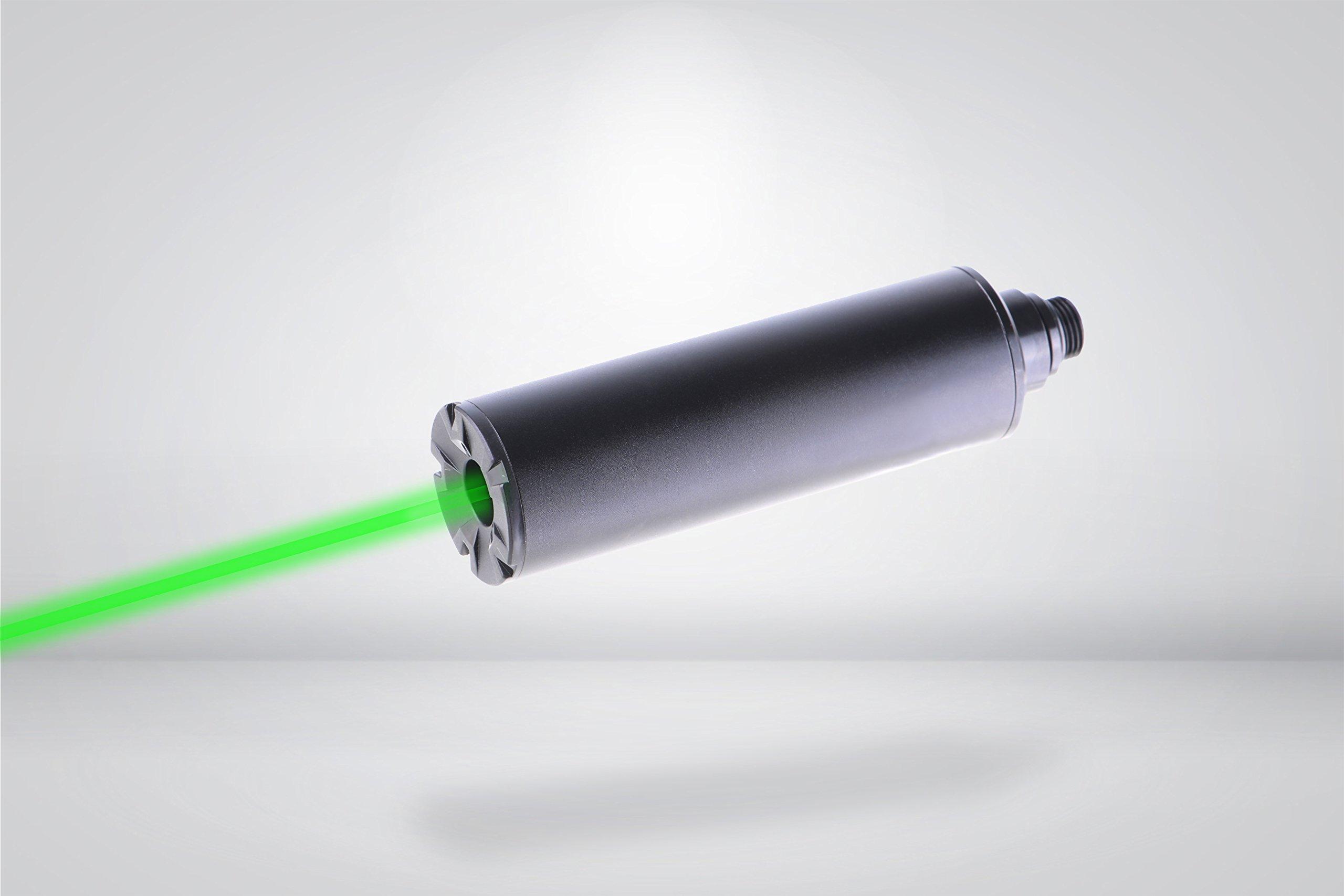 ACETECH Airsoft Gun 14mm Lighter Pistol Tracer Unit Glow in Dark (No Sheath)