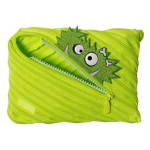 ZIPIT Talking Monstar Big Pencil Case, Lime