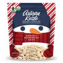 Artisan Kettle Organic Peppermint Chips, Peppermint, 9 Oz