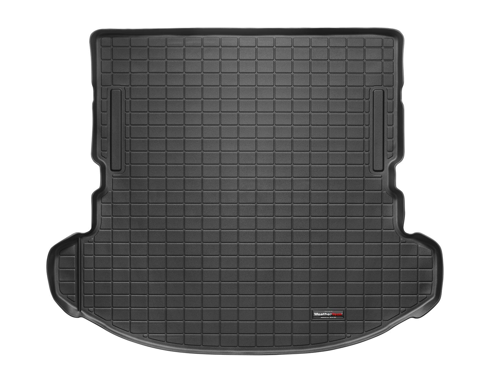 WeatherTech Custom Fit Cargo Liners for Mazda CX-9, Black