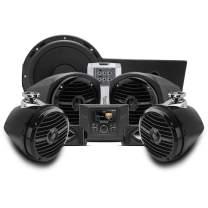 Rockford Fosgate GNRL-STAGE4 400 Watt Stereo, Front Lower Speaker, Rear Speaker, and Subwoofer Kit for Select 2016-2020Polaris General Models