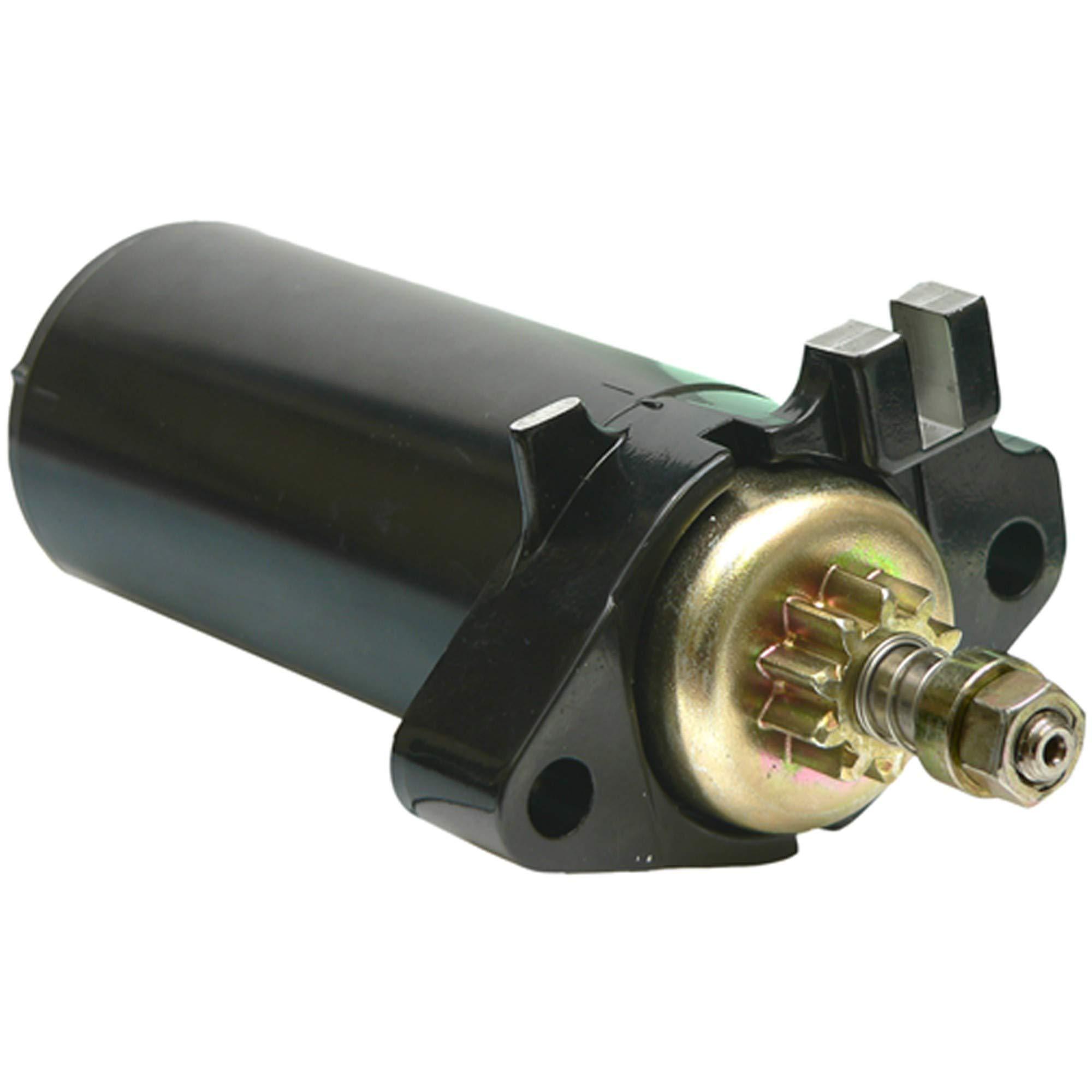 Db Electrical Sab0110 Marine Starter For Omc Evinrude Johnson 9.9 10 15 Hp 386430 586276 1980-1997, 9.9 10 Hp 9.9Hp 10Hp E10E E10El E10F 1980-1997,9.9 10 15 Hp 9.9Hp 10Hp 15Hp 10E 10El 1980-1993