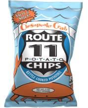 Route 11 Potato Chips : Chesapeake Crab (15 bags (2 oz each))