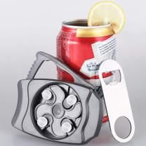 Beer Can Opener, Go Swing Can Opener, Manual Hand Held Smooth Edge