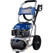 Westinghouse WPX2800 Gas Powered Pressure Washer with Soap Injection - 2800 PSI 2.3 GPM - One Gallon Reservoir - 25' SUPR-Flex Hose - 4 Quick-Change Nozzles
