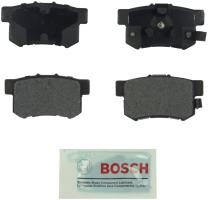 Bosch BE1086 Blue Disc Brake Pad Set for Select Acura RDX and Honda Crosstour, CR-V - REAR