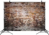 LB 7x5ft Vintage Brick Wall Backdrops for Photography Retro Red Brick Backdrops for Kids Birthday Smash Cake Party Banner Portraits Photo Booth Props