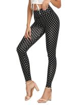 SOLY HUX Women's Side Stripe Drawstring Elastic Waist Track Pants with Pocket