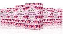 Pukka Elderberry & Echinacea, Organic Herbal Fruit Tea (6 Pack, 120 Tea Bags)