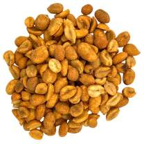 Needzo Fresh Spicy Peanuts, Individual Hot Snack Mix Variety Packs for Adults and Kids, Includes 6 Bags, 7 Ounces Each