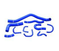 Mishimoto MMHOSE-CIV-88BL Silicone Radiator Hose Kit Fits Honda Civic 1988-1991 Blue