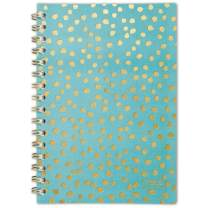 "Mead 2019-2020 Academic Year Weekly & Monthly Planner, Small, 5-1/2"" x 8-1/2"", Artisan, Dot (1209D-200A)"