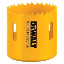 DEWALT D180018 1-1/8-Inch Standard Bi-Metal Hole Saw,Yellow