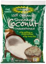 Let's Do...Organic Shredded Coconut, Food Service Size, 22 Pound Bag