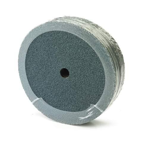 """Mercer Industries 310036-9-1/8"""" x 7/8"""" Zirconia Resin Fiber Discs, 36 Grit (25 pack)"""