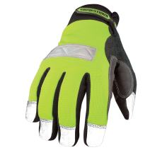 Youngstown Glove 08-3710-10-XL Safety Lime Waterproof Winter Glove X-Large